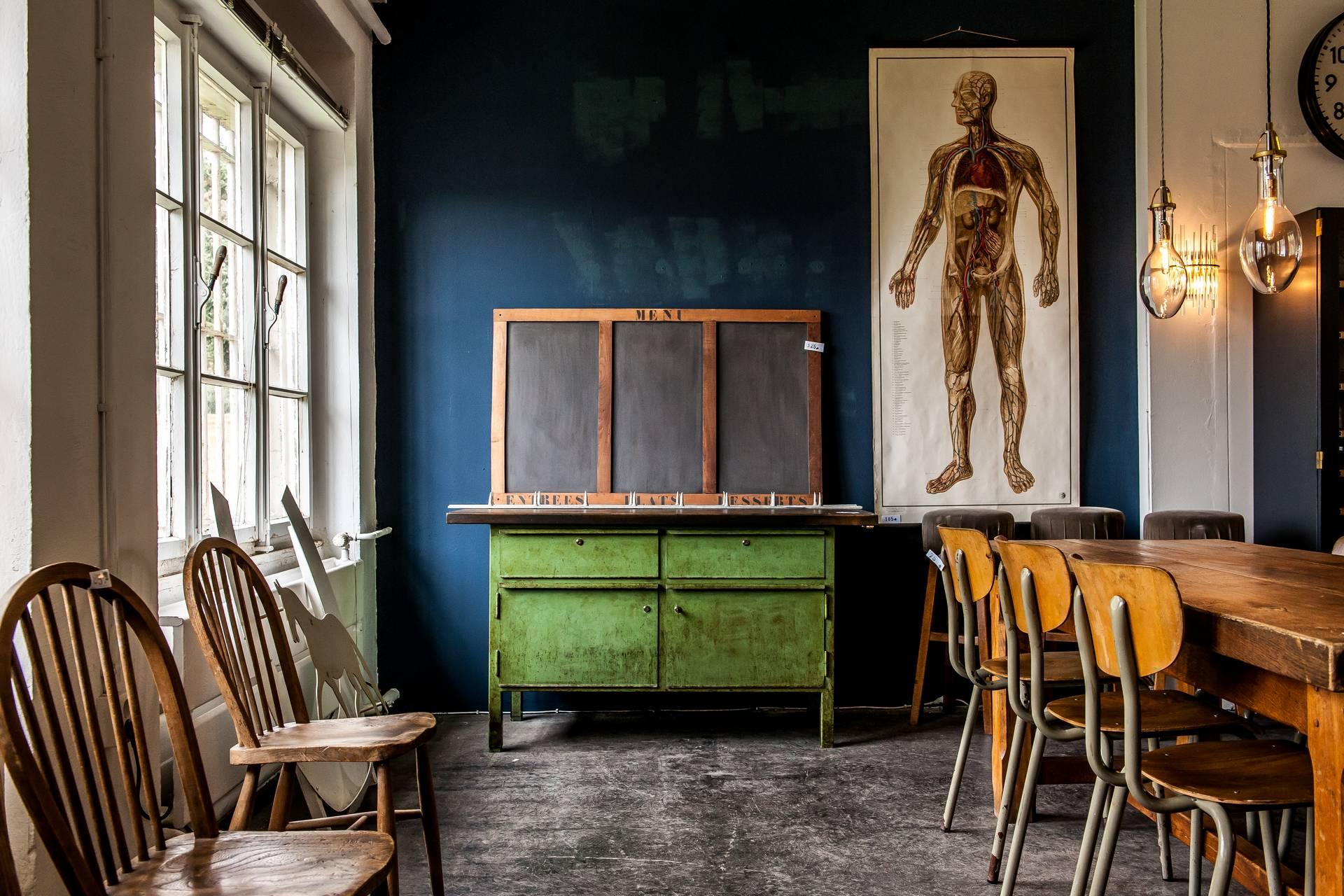 Geliebte Möbel. Möbel & Einrichtung mit Charakter.